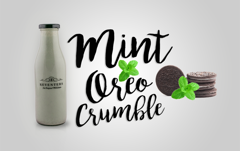 Mint-Oreo-Crumble